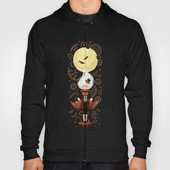 Time Traveler Hoody