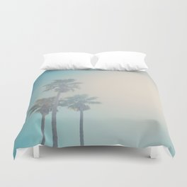 palm tree II ... Duvet Cover