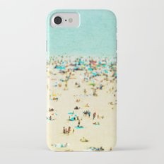 Coney Island Beach iPhone 7 Slim Case
