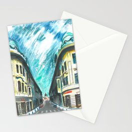 Mirror street Stationery Cards