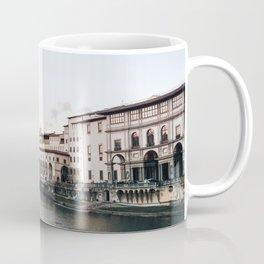 Ponte Vecchio in Florence Coffee Mug