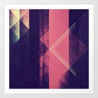 the xx Art Prints featuring Xx by NGHBRS