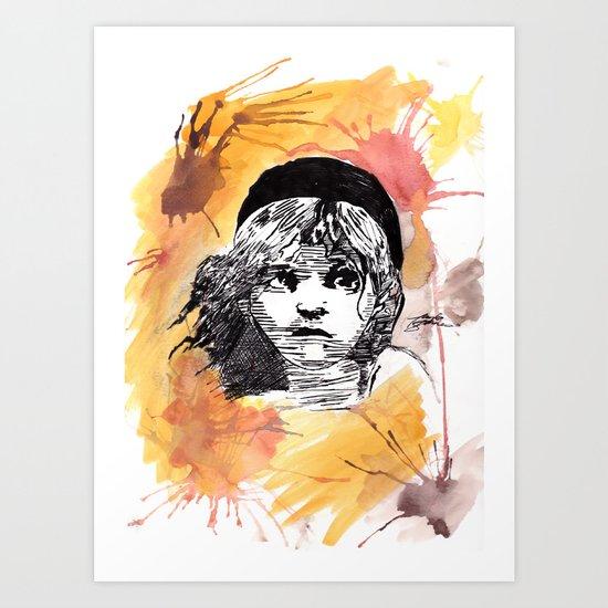 Les Miserables Art Print