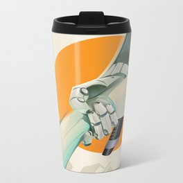 SERVITUDE Metal Travel Mug