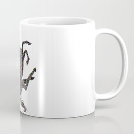 Magical Unicorn Silhouette Coffee Mug