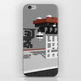 BruceLee Commodore 64 game tribute iPhone Skin