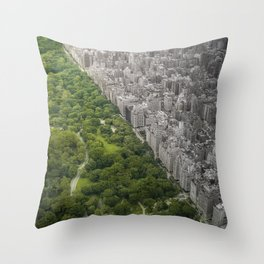 Man vs. Wild Throw Pillow