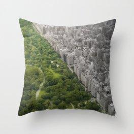 Man vs. Wild Throw Pillow