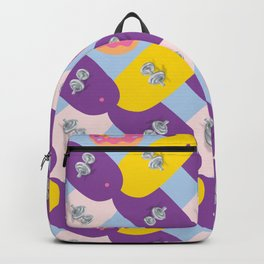 healthy donuts! Backpack