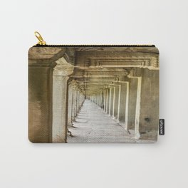 Angkor Wat Leading Lines, Cambodia Carry-All Pouch