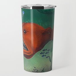 angler Travel Mug