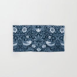 "William Morris ""Strawberry Thief"" 2. Hand & Bath Towel"