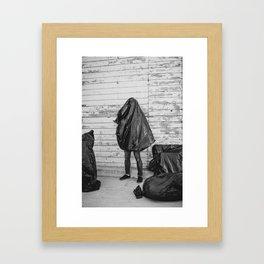 Alienated Framed Art Print