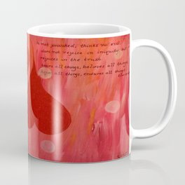 It's all about LOVE Coffee Mug