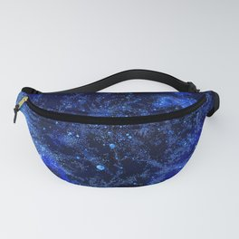 Celestial Blues Fanny Pack
