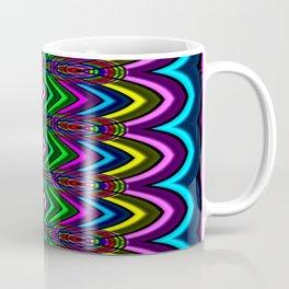 Colorful New Years Coffee Mug