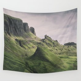 The Majesty of the Quiraing Wall Tapestry