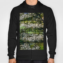 Louis Comfort Tiffany - Decorative stained glass 2. Hoody