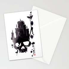 Death is Reborn/Reborn is Death Stationery Cards