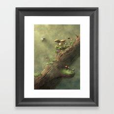 Tiny Life Framed Art Print