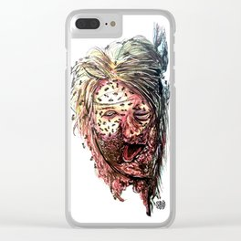 Charlie Clear iPhone Case