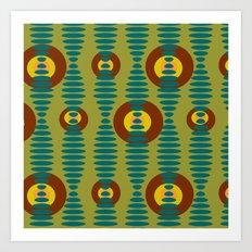 ALONZO Art Print