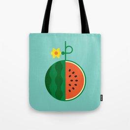 Fruit: Watermelon Tote Bag