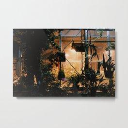 Electric Jungle Metal Print
