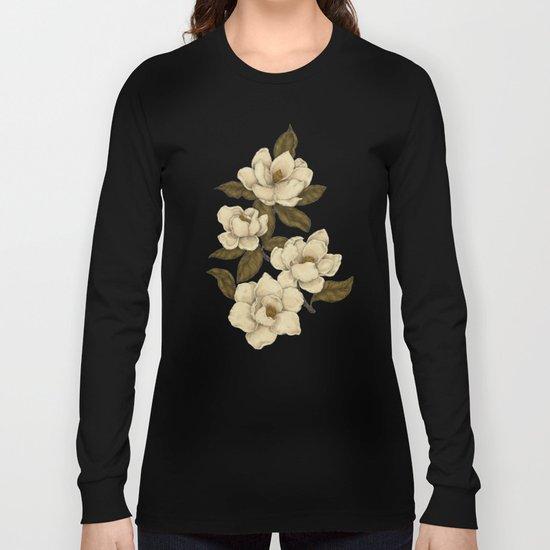 Magnolias by jessicaroux