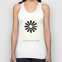 looking for alaska Tank Tops featuring Looking for Alaska by green.lime