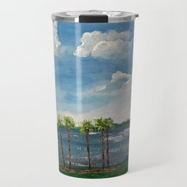 A View of The Indian River Travel Mug