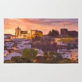 Silves, Portugal Rug