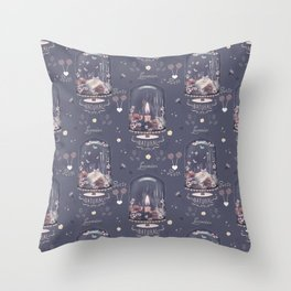 Nature, scents Throw Pillow