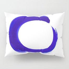 Enso Serenity No.6l by Kathy Morton Stanion Pillow Sham