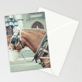 Montreal Taxi 2 Stationery Cards