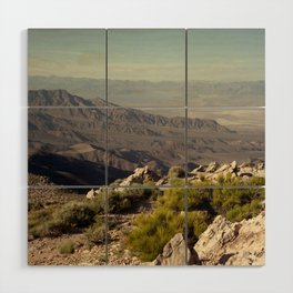 Death Valley Wood Wall Art