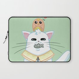 Fatty Catty - Hunter kitti Laptop Sleeve