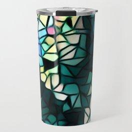 Heart Of Mosaic Travel Mug