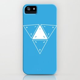 Unrolled D4 iPhone Case