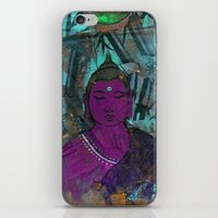 queer iPhone & iPod Skins featuring Queer Buddha ~ Success II by Jamila