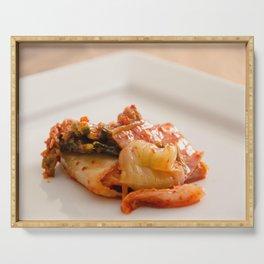 Kimchi 2 Serving Tray