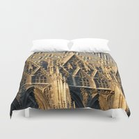 vienna Duvet Covers featuring Stephans Dom Vienna by BACK to THE ROOTS