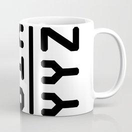 6IX YYZ Coffee Mug