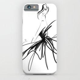 Full Skirt iPhone Case