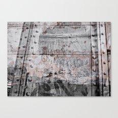 R.I.P. Canvas Print