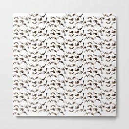 Pattern 135 Metal Print