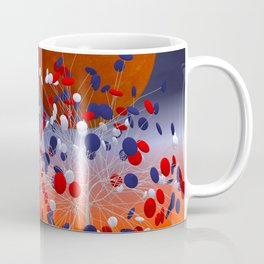mooncats and their candytree Coffee Mug