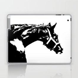 Horse profile Laptop & iPad Skin