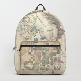 Seattle 1890 Backpack