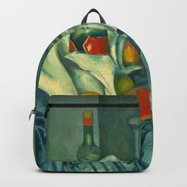 The Peppermint Bottle (Detail) Backpack
